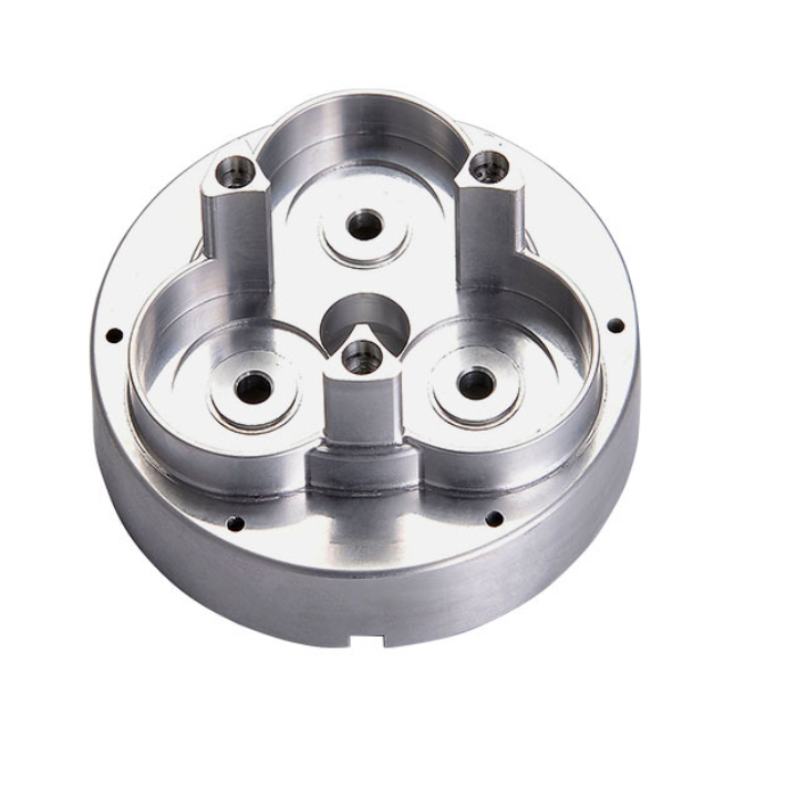 Factory manufacture high precision anodized aluminum stainless steel brass turning milling service cnc machining part