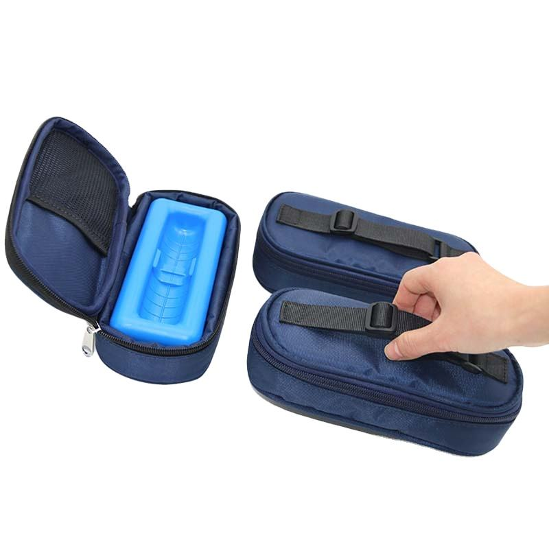 Travel Case Insulin Protector Cooler Bag Keeping Diabetes Active