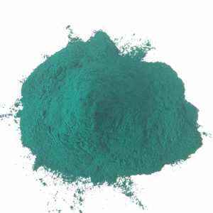 Hot Pigment and Dye Powder Pigment Green 7