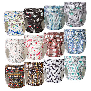 Baby Diaper Pants Reusable Nappies Baby Pants Diaper Plastic Pants Adult Baby