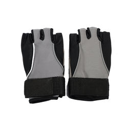 Full Palm Protection Weight Lifting Gym Workout Gloves with Wrist Wrap Support