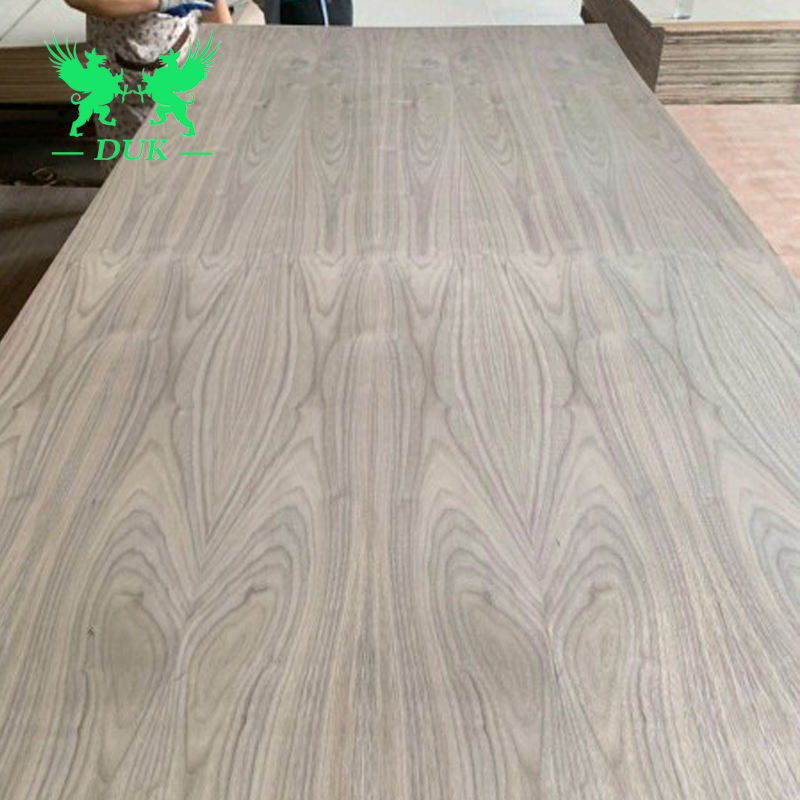 Black Walnut Faced Plywood /Packaging Plywood / Alder Plywood