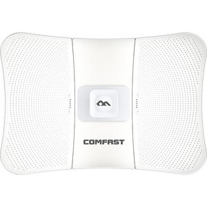 COMFAST CF-5ghz 15km long range wireless ponticello di wifi 900Mbps 5.8Ghz Outdoor Cpe Wifi di trasmissione a lungo All'aperto cpe Wireless