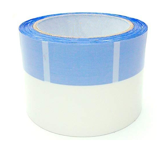 Blue Split masking Tape for Car automobile paint shading