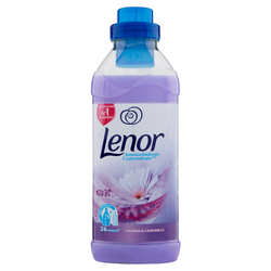LENOR FABRIC SOFTENER LAVENDER & CHAMOMILE 650 ML