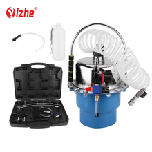 Pneumatic Air Pressure Brake Bleeding Kit Garage Workshop Mechanics Brake Oil and Fluid Extractor Bleeder Tool