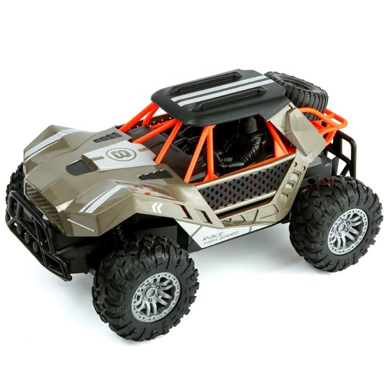 Hotsale Car Toys Fixed Shell Crash Resistant Off-Road Vehicle Remote Control Car For Kids