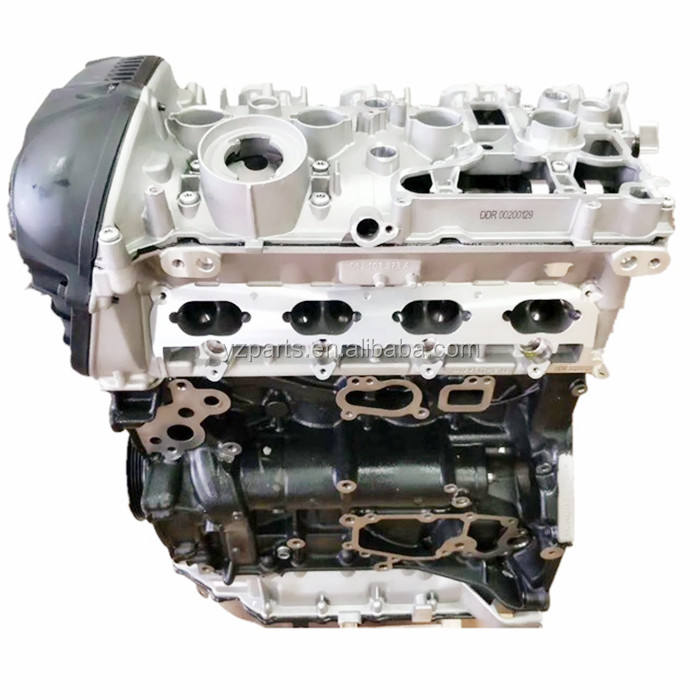 EA888 Second Generation Long Block CDNC Bare Engine for VW For Audi Q5 (8RB) 2.0TFSI