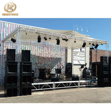 Outdoor Performance Removable Mobile Stage platform For Shows