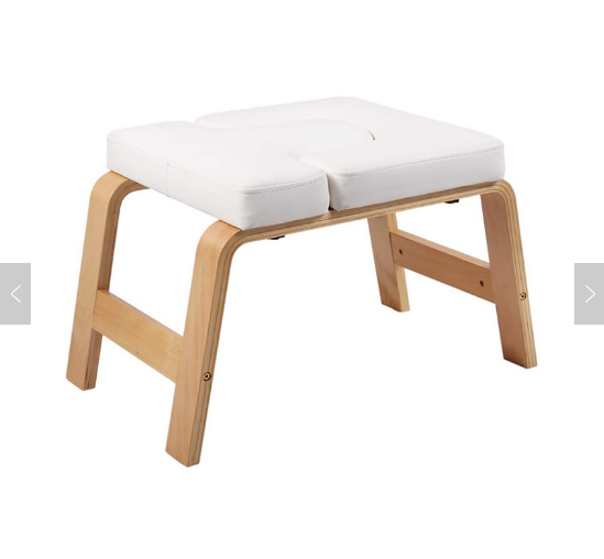 High quality factory Price wooden yoga floor chair for yoga inversion chair