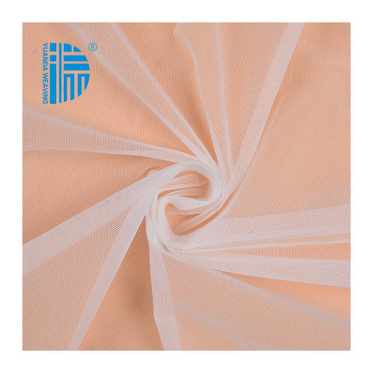 Orange Geometric Print 856 Nylon Lycra Spandex 4 Way Stretch Swimwear Fabric BTY