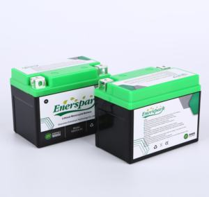 New Product Lithium Long Cycle Life 50c 12v 9ah Motorcycle Start Battery Box Motorbike For Starter Battery