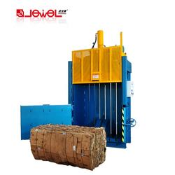 Press waste paper Hydraulic Vertical baling machine Corrugated Paperbaler with CE certificate