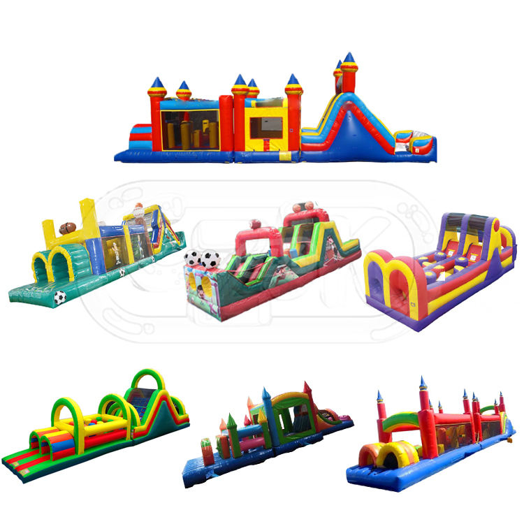 inflatable jumper air bouncer bouncy jumping castle bounce house obstacle course