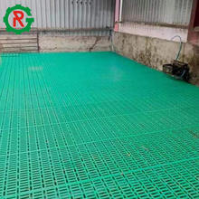 600*600mm Plastic slat floor for pig/goat/sheep/chicken/pigeon
