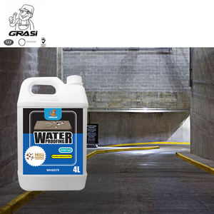 Concrete Structures Osmotic Seal Waterproof Agent Hydrophobic Nano Coatings