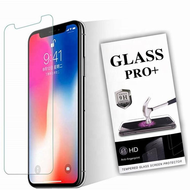No Retail Package LGYD 50 PCS Non-Full Matte Frosted Tempered Glass Film for Xiaomi Mi Max
