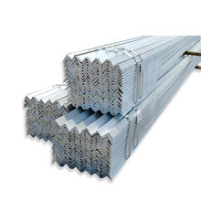 AISI,BS,ASTM,JIS,DIN,GB Standard and Unequal Type Use Hot Dip Galvanized Steel Angle
