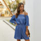 2020 spring casual dresses sexy summer 2020 new casual dresses solid color off shoulder sexy dress