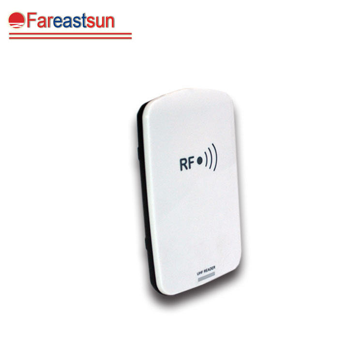Fareastsun free sample card USB encoders 900mhz uhf rfid reader writer