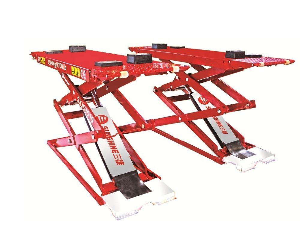 3.5T Double Scissor Lift SXJS3519