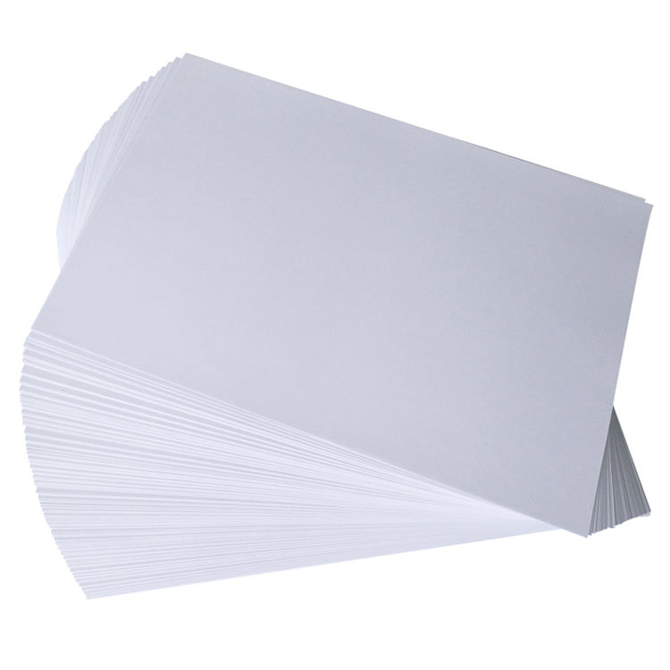 Hot sale A4 bisector paper 80gsm 75gsm A4 Copy Paper for laser printing