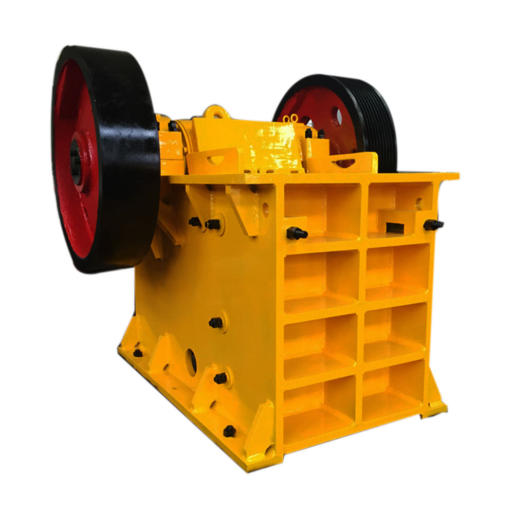 250*400 Hard stone jaw crushers produced with good mechanism of the movement