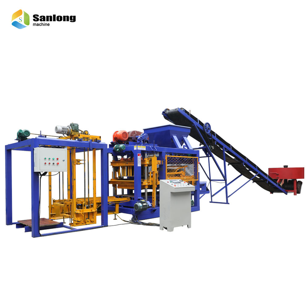 fully automatic wall building block brick making machine namibia