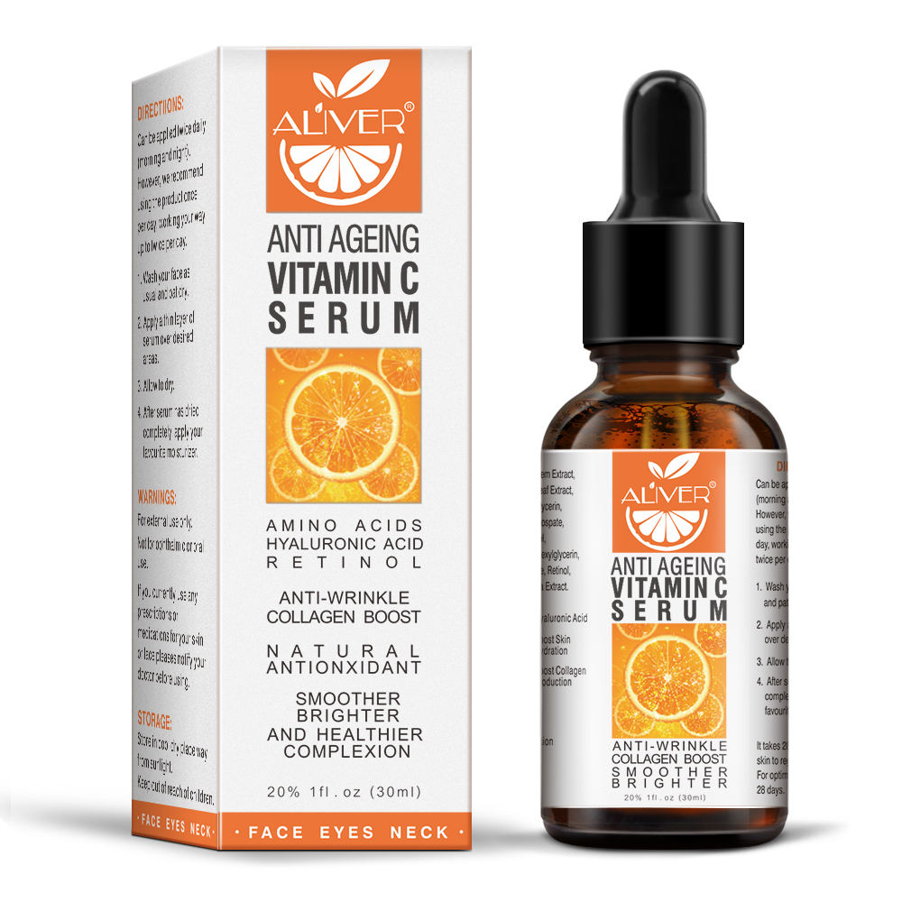Vitamin C Serum Anti Aging for Face Suitable for All Skin Types