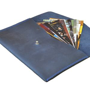 A4 File Folder With Password Lock Document Organizer Bag Case School Pad folio Holder for Office