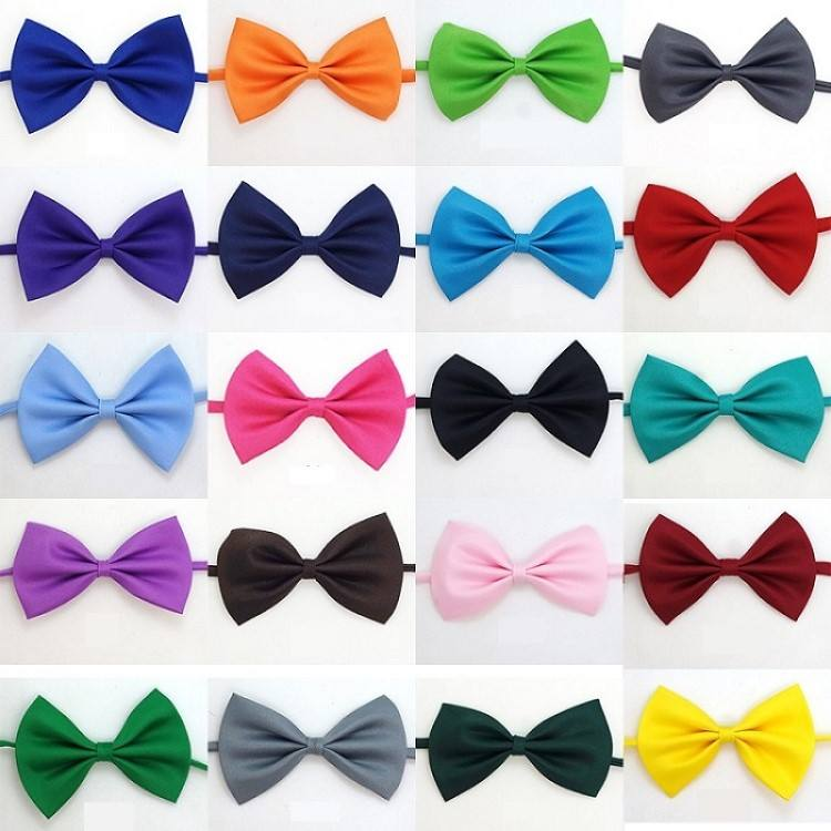 Newest Manufacturer Supplier Fashion Pet Supplies Lovely Pet Dog Cat Bow Collar Tie With Bow Tie , Cheap Multi-Style Cat Tie