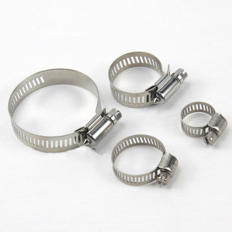 China supplier zebra germany type hose clamps