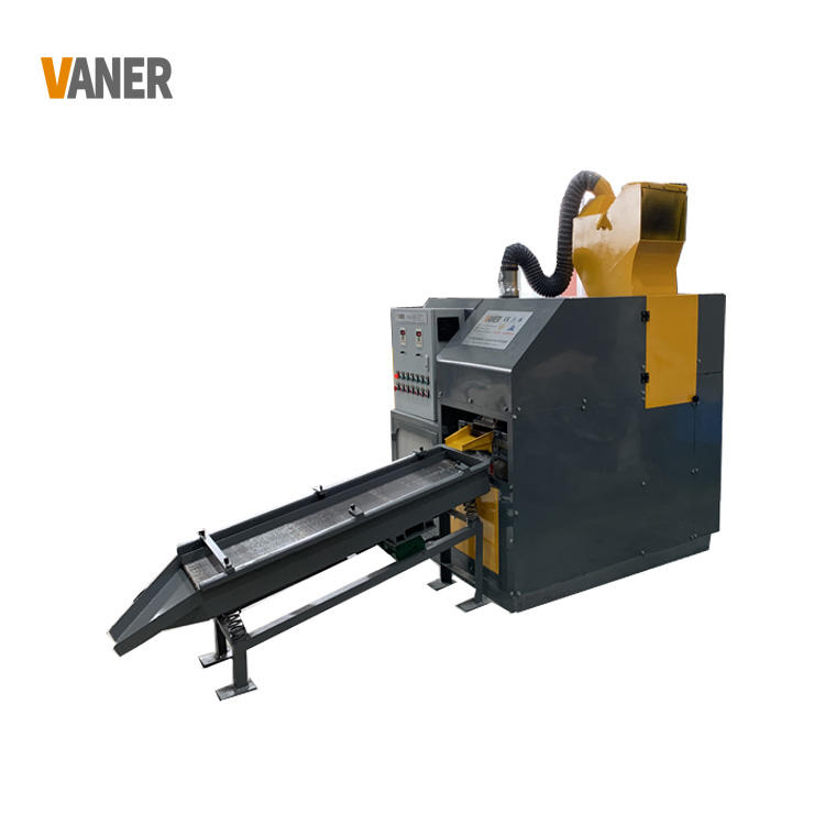 VANER machine a denuder cable machine for recycling and crushing cable wire machine for recycling cable wire