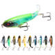 Rotating Tail 10-Pack 4.13inch/0.60oz Topwater Whopper Plopper Fishing Lure