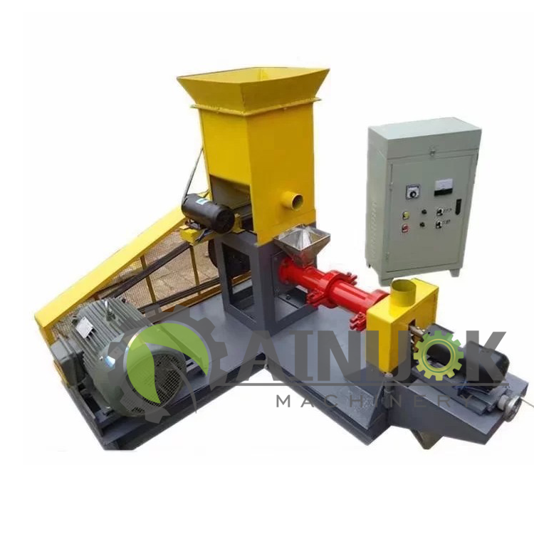 pet bird small poultry pellet food processing machine fish feed floating machine
