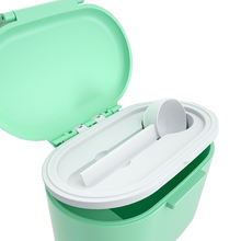 High Quality PP 300g Children Kids Snack Candy Case Baby Portable Milk Powder Storage Box for Travel