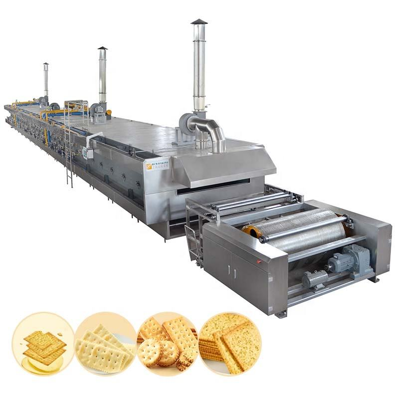 Bakery Machinery In China Supplier To Make Cookie Biscuits Line
