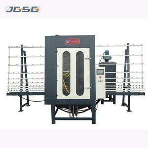 Glass Sandblasting Machine JGPS16/glass sand blasting/glass sanding macine/glass machine