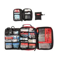 First aid kit bag outdoor survival basic first aid kit By Dental point