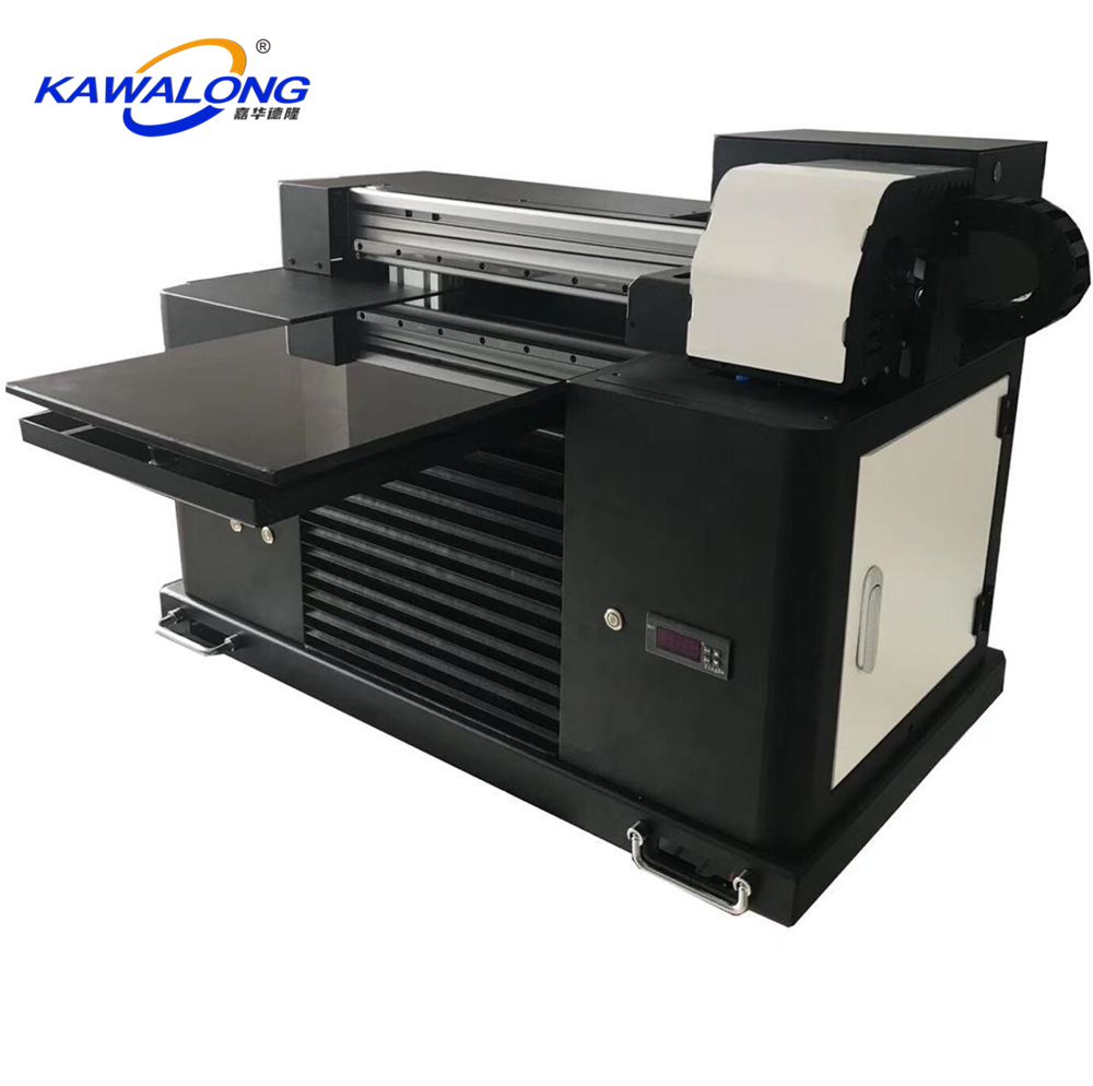 A2 Printer Klein Formaat Uv Led Uv Flatbed Printer Drukkerij Machines Gepersonaliseerde Printer Oem DX7 TX800 XP600 Printkop