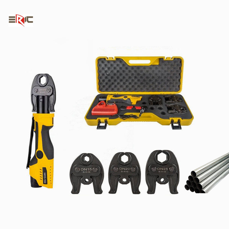Vertical Calipers, Hệ Thống Ống Nước Press Tool Kit, Ống PEX Battery Powered Ống Crimping Tool