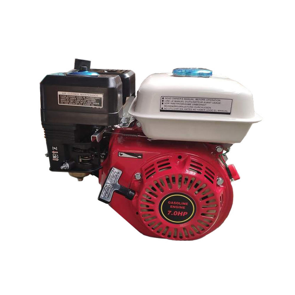 Hot Sale Factory Price EZ170F Small 7HP 212CC 4 Stroke Generator 5KW Motor Petrol Machinery Engine Gasoline For Honda