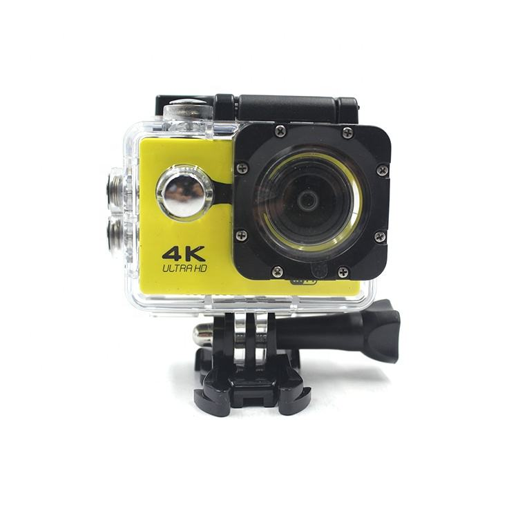 New product real 4k ultra hd action camera sport video camera