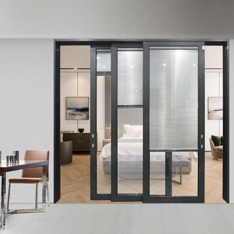 Factory aluminum alloy sliding door price