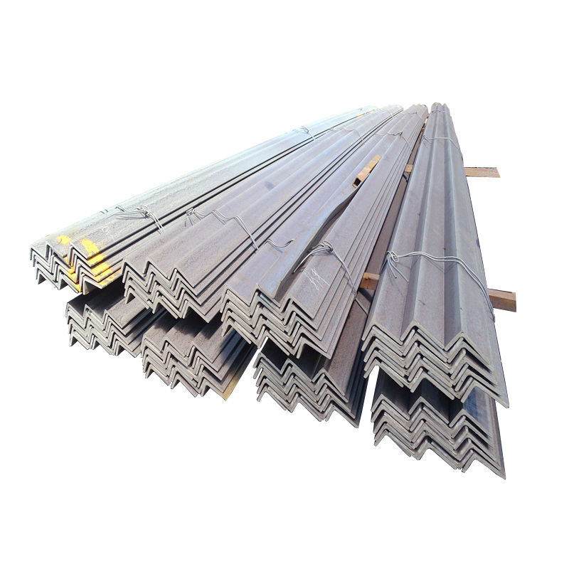 Angle Bar High Quality Structural Black Hot Rolled Iron Steel Angle Bar
