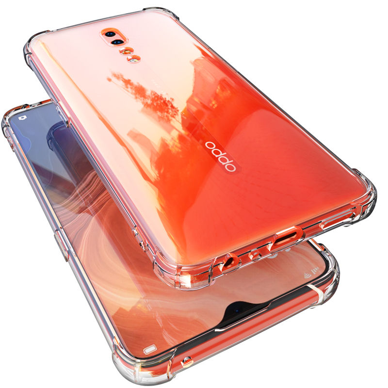 For OPPO RENO 2Z Professional mobilephone tpu bumper anti shock cell phone case with great price