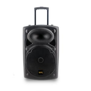 Buon sistema audio audio trolley bt speaker 15 pollici cassa di risonanza