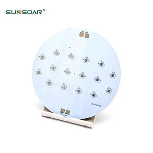 Double PCB LED Strip, LED Strobo PCB, LED Array PCB