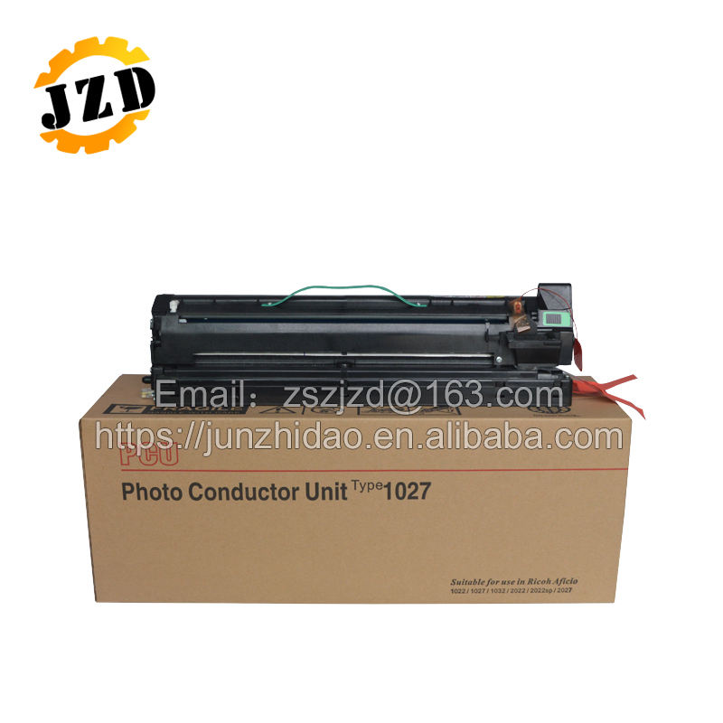 Kompatibel Ricoh 1027 Drum Unit R2120D 2020D Mesin Fotokopi Aficio 1022 2022 2027 2032 MP2550B 2120D Drum Cartridge