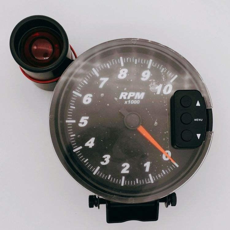 5 inch127mm medidor auto tacômetro com shift light